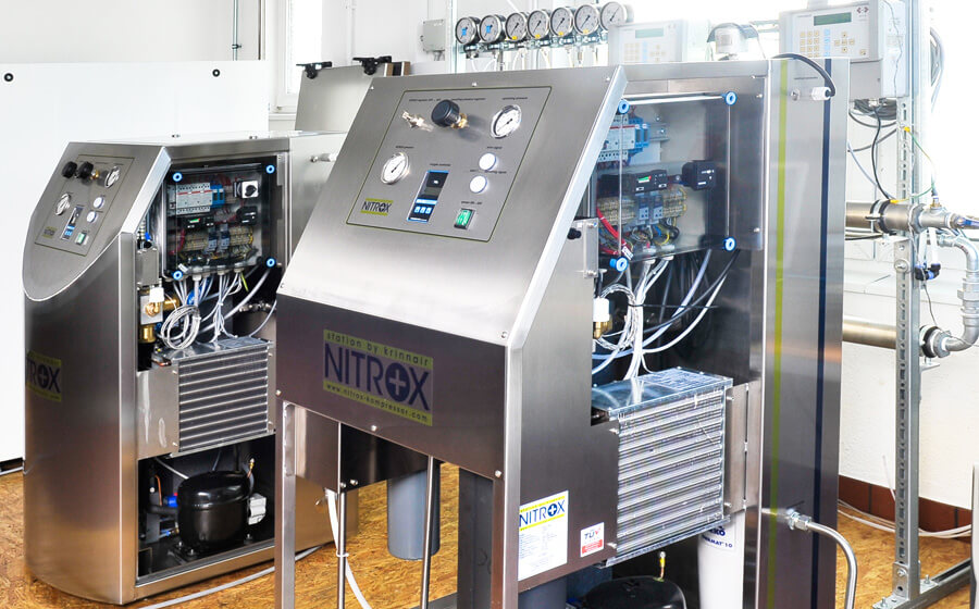 Krinner Nitrox Products